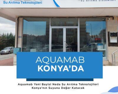 Aquamab Konya'da