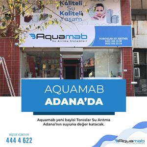 Aquamab adana'da