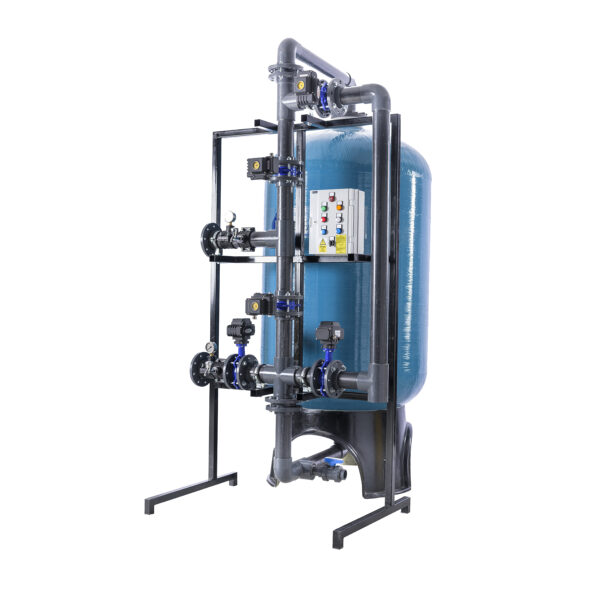 Arsenik & Demir mangan Filtrasyon Sistemleri