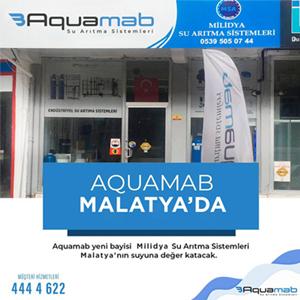 Aquamab Malatya'da