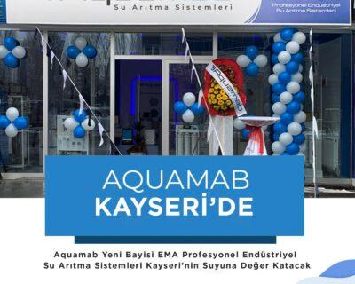 Aquamab Kayseri'de