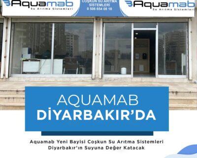 Aquamab Diyarbakır'da