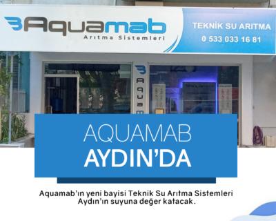 Aquamab Aydın'da